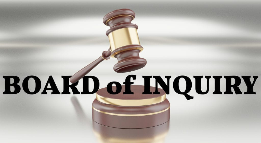 facing a board of inquiry, What to Expect When Facing a Board of Inquiry (BOI)